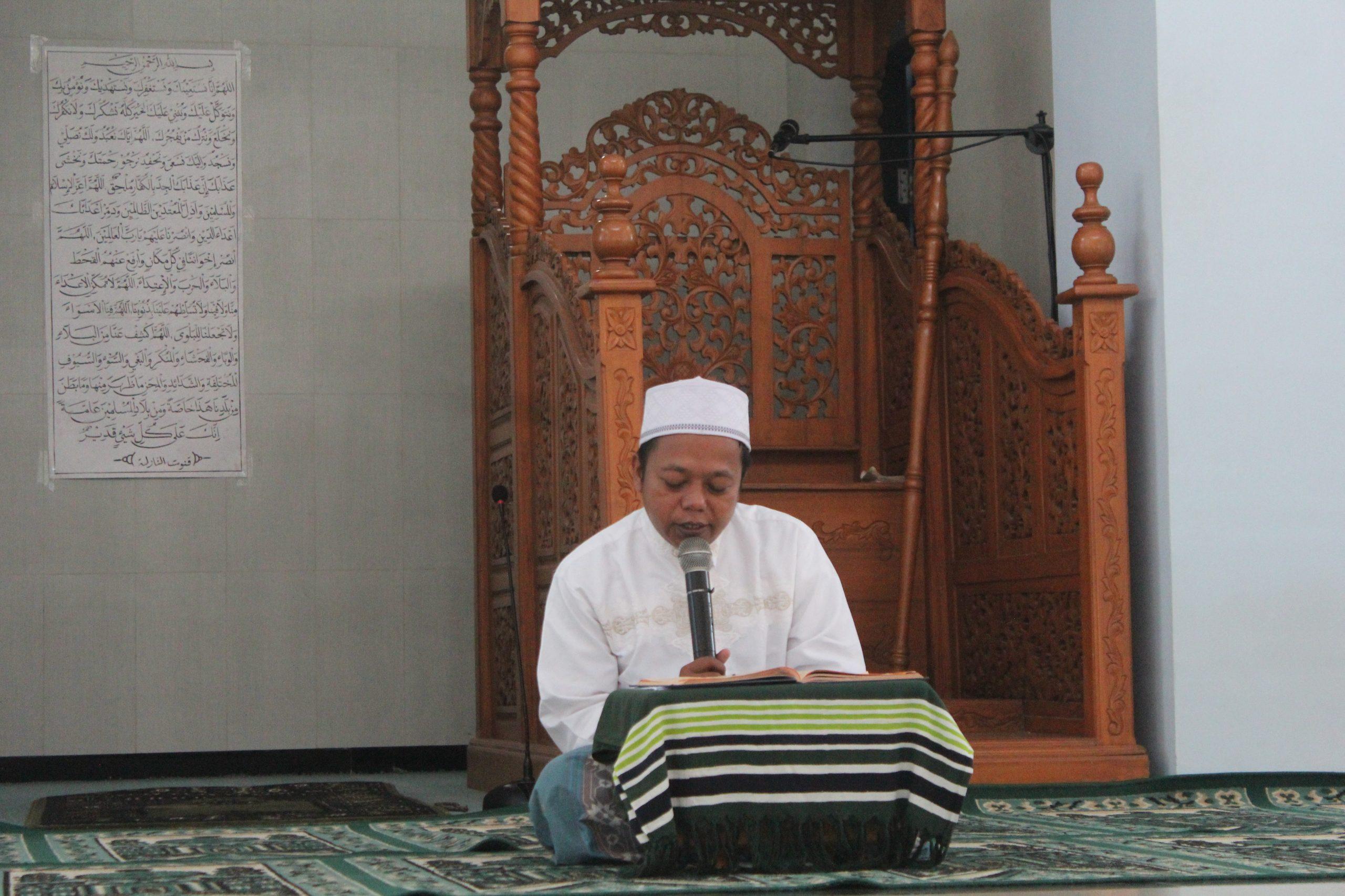 Ngaji Online Bersama Kepala Madrasah (14 Ramadhan 1441)